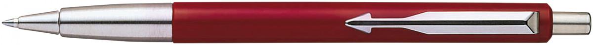 Parker Vector Ballpoint Pen - Red Chrome Trim