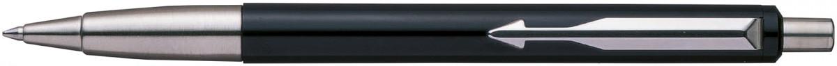 Parker Vector Ballpoint Pen - Black Chrome Trim