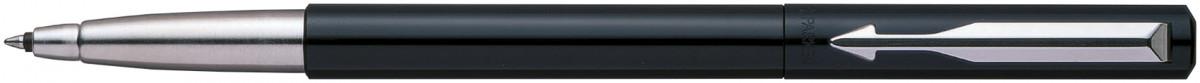 Parker Vector Rollerball Pen - Black Chrome Trim