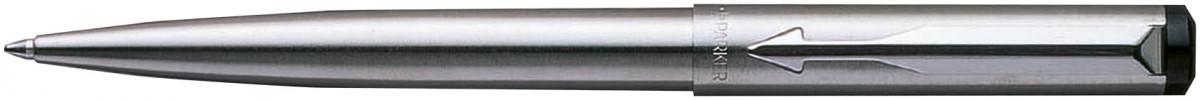 Parker Vector Ballpoint Pen - Stainless Steel Chrome Trim