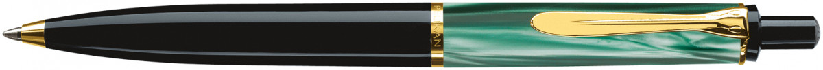 Pelikan Classic 200 Ballpoint Pen - Green Marble