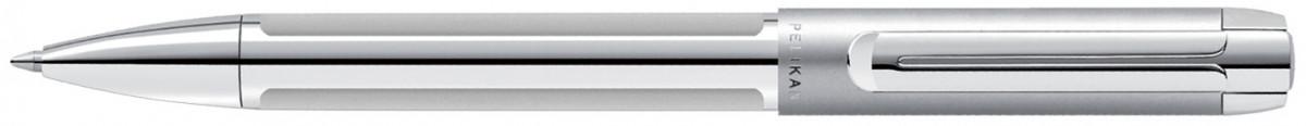 Pelikan Pura Ballpoint Pen - Silver