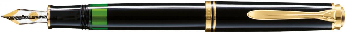 Pelikan Souverän 400 Fountain Pen - Black