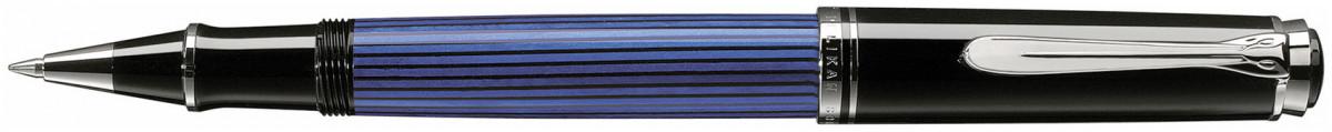 Pelikan Souverän 405 Rollerball Pen - Black & Blue