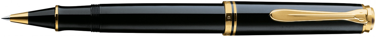 Pelikan Souverän 600 Rollerball Pen - Black