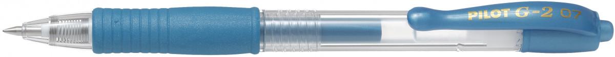 Pilot G-2 Metallic Rollerball Pen [BL-G2-7]