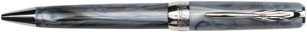 Pineider Full Metal Jacket Ballpoint Pen - Coal Grey