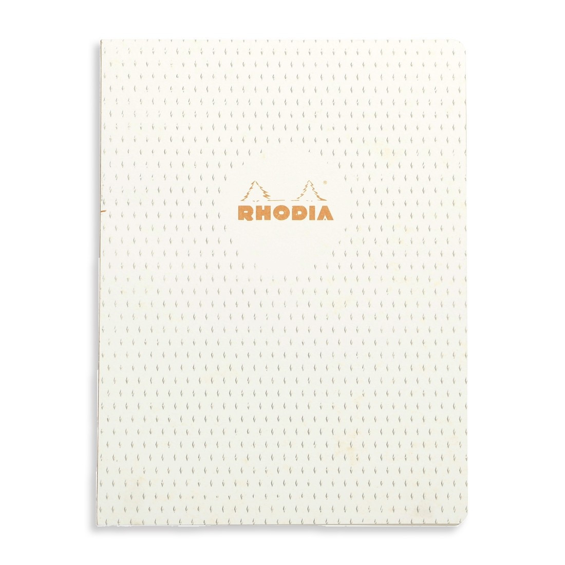 Rhodia Heritage Notebook - Ivory Moucheture
