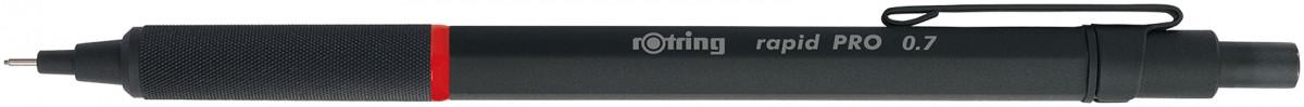Rotring Rapid Pro Mechanical Pencil - Black - 0.70mm