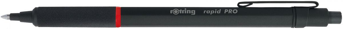 Rotring Rapid Pro Ballpoint Pen - Black
