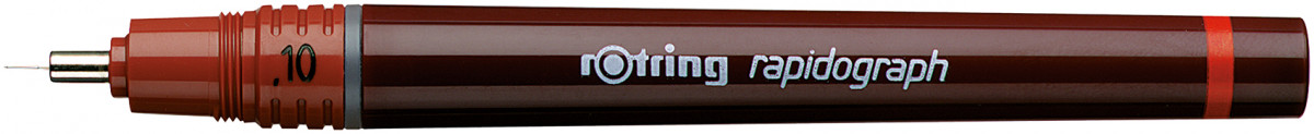 Rotring Rapidograph Technical Drawing Pen