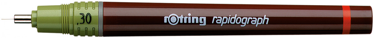 Rotring Rapidograph Technical Pen 0.30mm 1903238