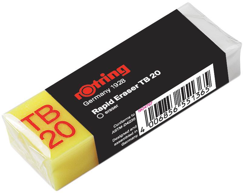 Rotring Rapidograph TB20 Rapid Eraser