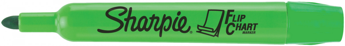 Sharpie Flip Chart Marker Pen - Green
