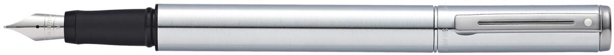 Sheaffer Award Fountain Pen - Brushed Chrome