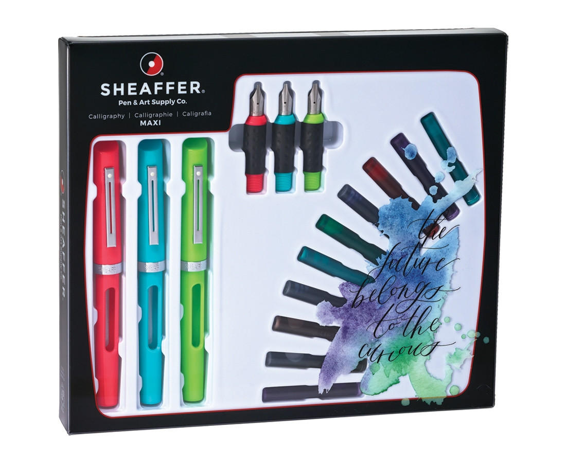Sheaffer Maxi Calligraphy Kit