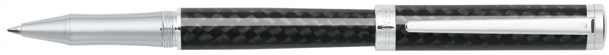 Sheaffer Intensity Rollerball Pen - Carbon Fibre