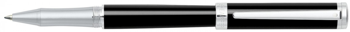 Sheaffer Intensity Rollerball Pen - Onyx Chrome Trim