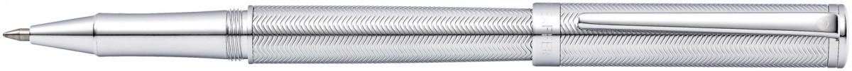 Sheaffer Intensity Rollerball Pen - Engraved Chrome