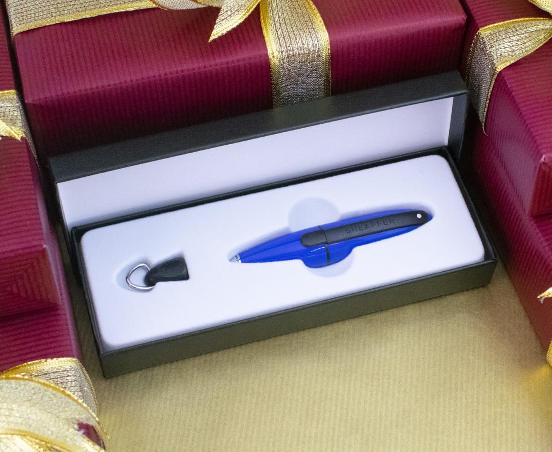 Sheaffer Ion Pocket Rollerball Pen - Blue