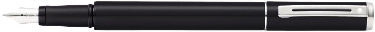 Sheaffer Pop Fountain Pen - Black Chrome Trim