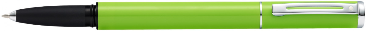 Sheaffer Pop Rollerball Pen - Lime Green Chrome Trim
