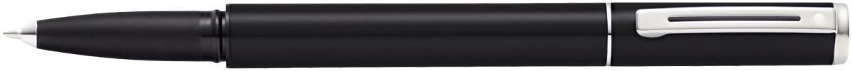 Sheaffer Pop Rollerball Pen - Black Chrome Trim