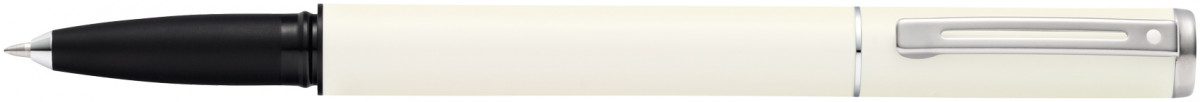 Sheaffer Pop Rollerball Pen - White Chrome Trim