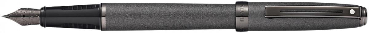 Sheaffer Prelude Fountain Pen - Matte Gunmetal