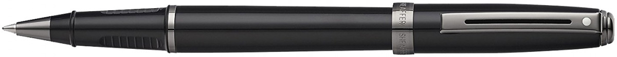 Sheaffer Prelude Rollerball Pen - Gloss Black Gunmetal Trim