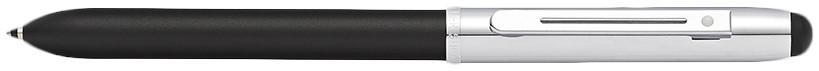 Sheaffer Quattro Multipen - Metallic Black Chrome Trim