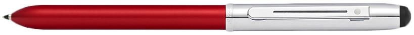 Sheaffer Quattro Multipen - Metallic Red Chrome Trim