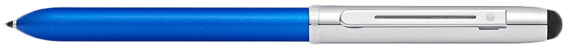 Sheaffer Quattro Multipen - Metallic Blue Chrome Trim