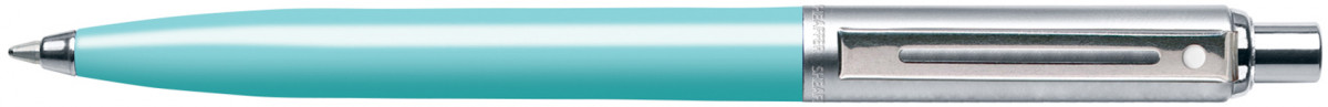 Sheaffer Sentinel Ballpoint Pen - Turquoise Nickel Trim