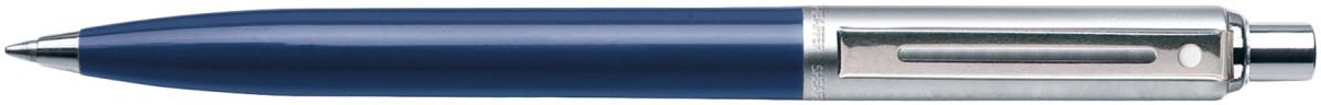 Sheaffer Sentinel Ballpoint Pen - Blue Nickel Trim