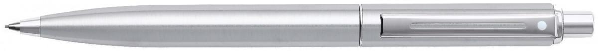 Sheaffer Sentinel Pencil - Brushed Steel Nickel Trim