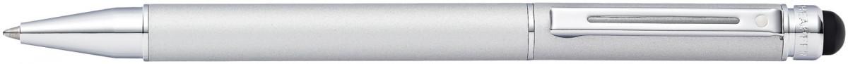 Sheaffer Switch Ballpoint Pen - Satin Chrome