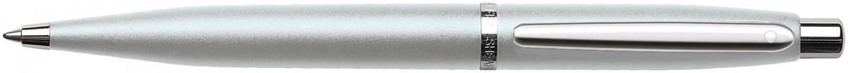 Sheaffer VFM Ballpoint Pen - Strobe Silver Chrome Trim
