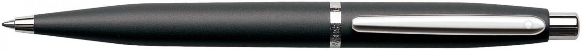 Sheaffer VFM Ballpoint Pen - Matte Black Chrome Trim