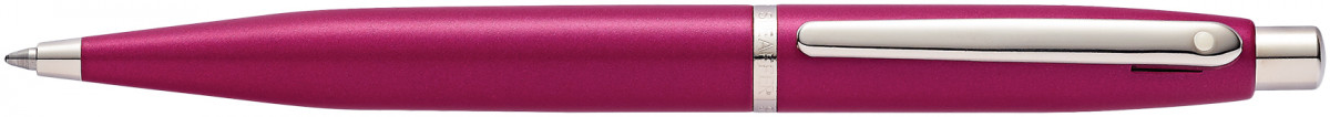 Sheaffer VFM Ballpoint Pen - Pink Sapphire Chrome Trim