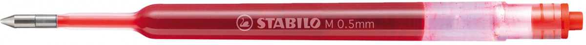Stabilo Standard Gel Ink Refill - Red