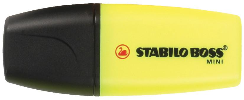 Stabilo BOSS Mini Highlighter Pen