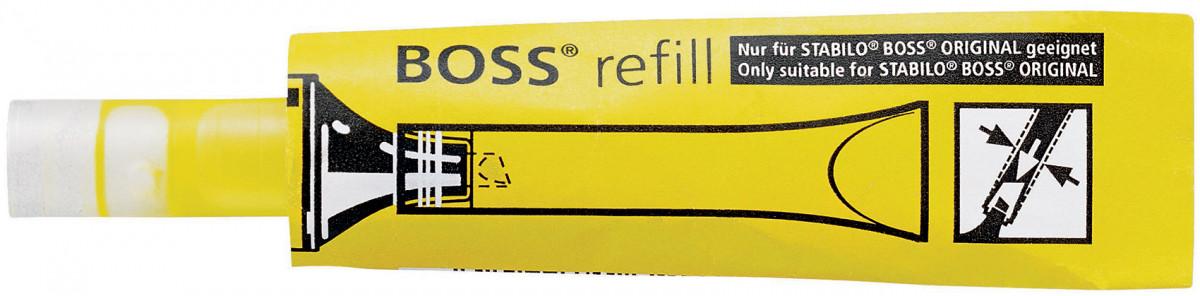 Stabilo BOSS Highlighter Refill