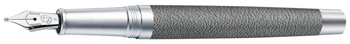Staedtler Premium Corium Simplex Fountain Pen - Anthracite