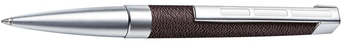 Staedtler Premium Corium Simplex Ballpoint Pen - Brown