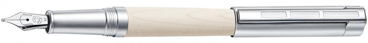 Staedtler Premium Lignum Fountain Pen - Maple Wood