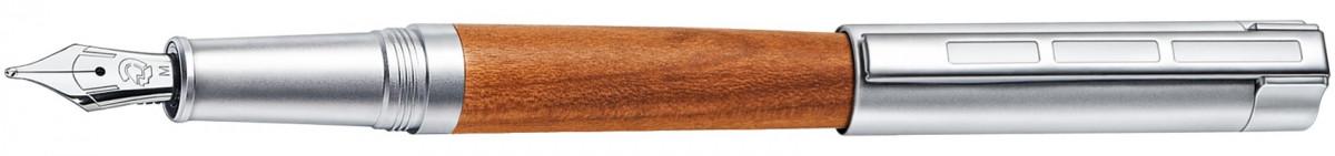 Staedtler Premium Lignum Fountain Pen - Plum Wood