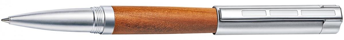 Staedtler Premium Lignum Rollerball Pen - Plum Wood