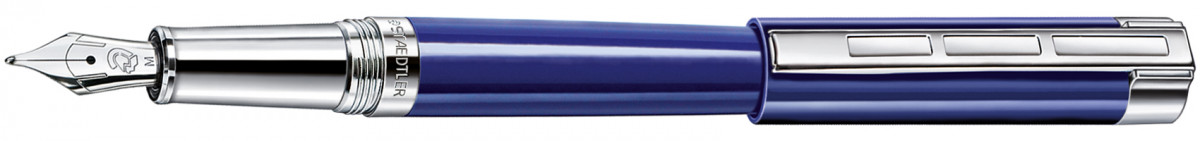 Staedtler Premium Resina Fountain Pen - Blue