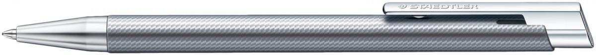 Staedtler Elance Ballpoint Pen - Silver